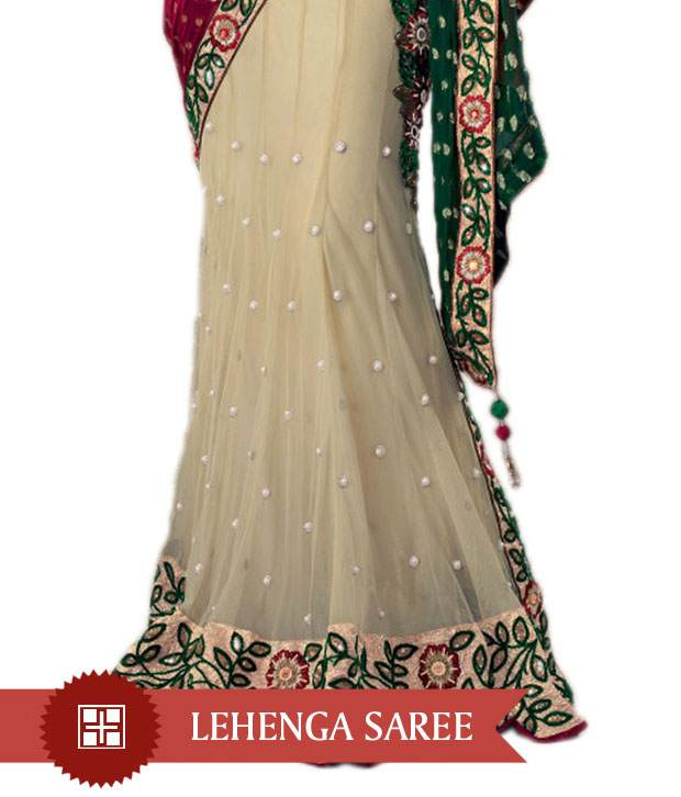 Lehenga sarees at best price on sarees on snapdeal best e offer